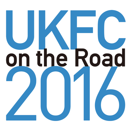 「UKFC on the Road 2016」ロゴ (okmusic UP\'s)