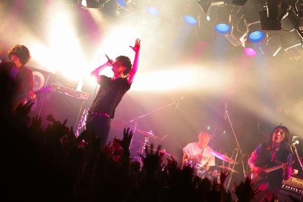 4月1日@渋谷CLUB QUATTRO photo by 西槙太一 (okmusic UP\'s)