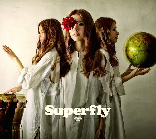 9月1日発売Superfly「Wildflower & Cover Songs:Complete Best 'TRACK 3' 」 (c)Listen Japan