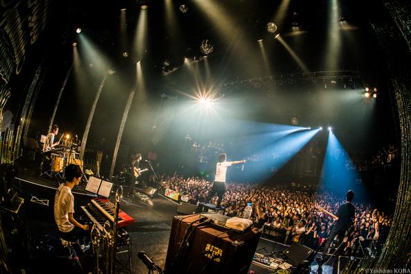 7月17日@赤坂BLITZ (okmusic UP's)