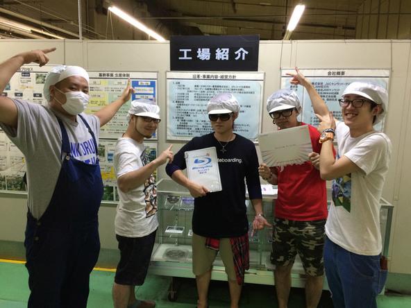 「CDができるまで〜はじめての工場見学〜」 (okmusic UP\'s)