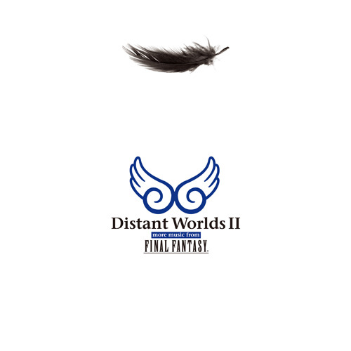 『Distant Worlds II : more music from FINAL FANTASY』ジャケット画像 (C)2010 SQUARE ENIX CO., LTD. All Rights Reserved.