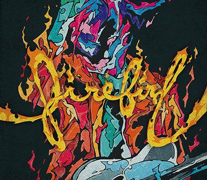 アルバム『Fire Bird』【初回限定盤】(CD+DVD+特典ブックレット) (okmusic UP's)