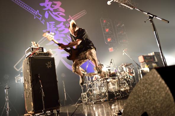 7月16日@Zepp DiverCity TOKYO (okmusic UP's)
