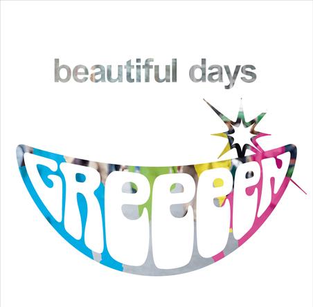 シングル「beautiful days」 (okmusic UP's)