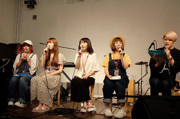 7月17日@原宿ストロボカフェ (okmusic UP's)