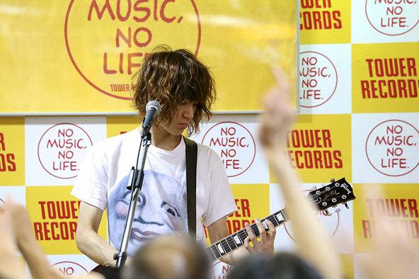 7月20日@タワーレコード新宿店 (okmusic UP's)