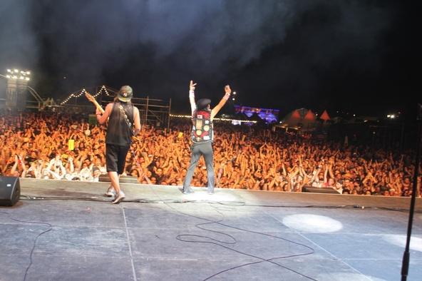 7月16日@「ROCK FEST BARCELONA 2016」 (okmusic UP's)