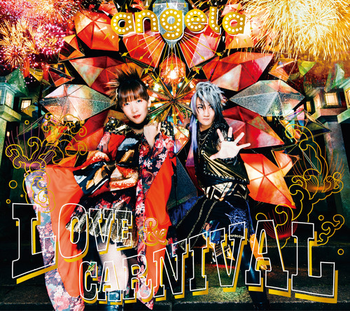 アルバム『LOVE & CARNIVAL』【初回限定盤】(CD+DVD) (okmusic UP's)