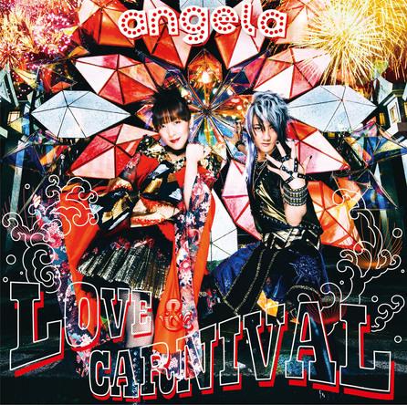 アルバム『LOVE & CARNIVAL』【通常盤】(CD) (okmusic UP's)