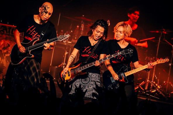 7月18日(月)@Zepp DiverCity Tokyo (okmusic UP's)