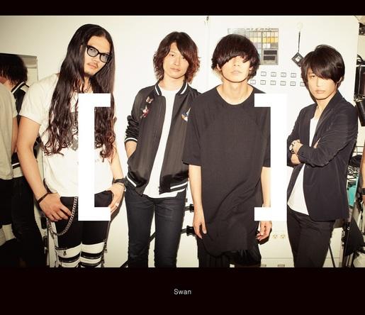 シングル「Swan」【初回限定盤】(CD+DVD) (okmusic UP\'s)