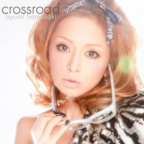 浜崎あゆみ「crossroad」【CD】(AVCD-31935)ジャケット (c)Listen Japan