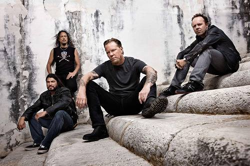 Metallica official photo by Soren Starbird (c)Listen Japan