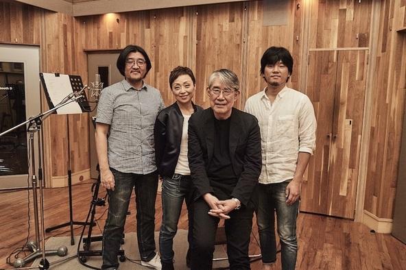 松本隆×秦 基博×クミコ×冨田恵一 (okmusic UP's)