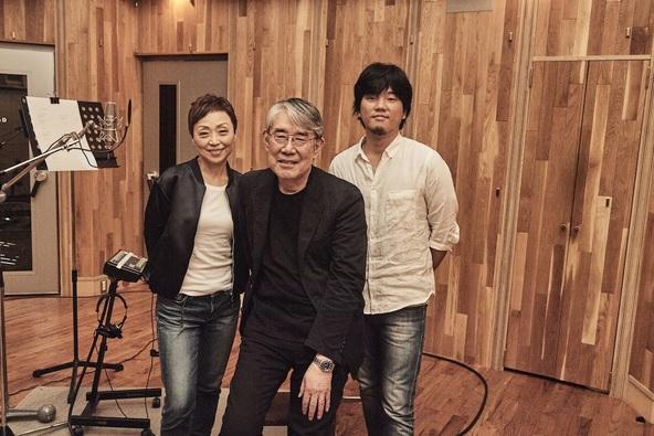 松本隆×秦 基博×クミコ (okmusic UP's)