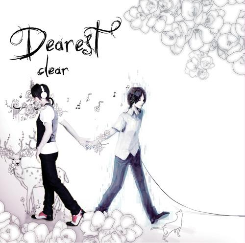 clear『Dearest』ジャケット画像 (c)ListenJapan