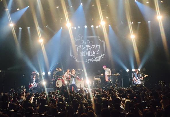 7月24日@赤坂BLITZ (okmusic UP's)