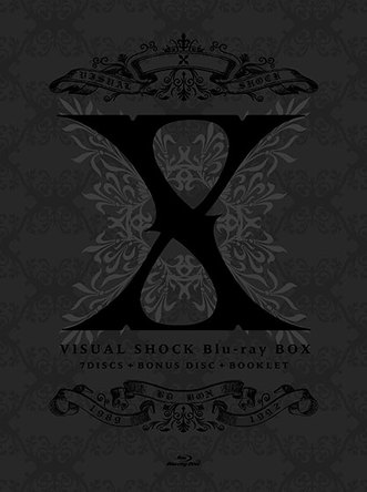 『VISUAL SHOCK Blu-ray BOX 1989-1992』 (okmusic UP's)
