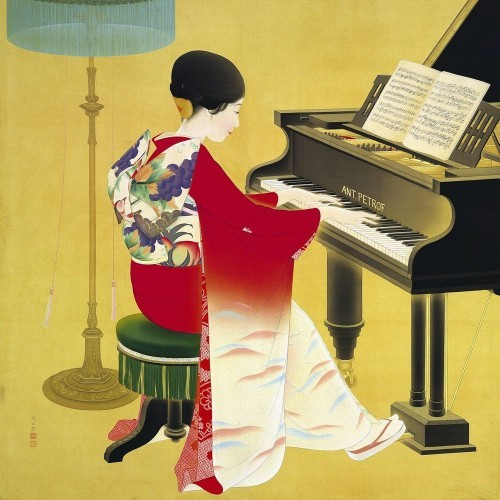 Kimonosのアルバム『Kimonos』 (c)Listen Japan