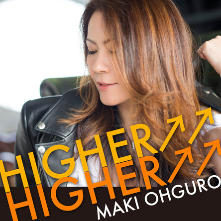 配信シングル「Higher↗↗ Higher↗↗」 (okmusic UP's)
