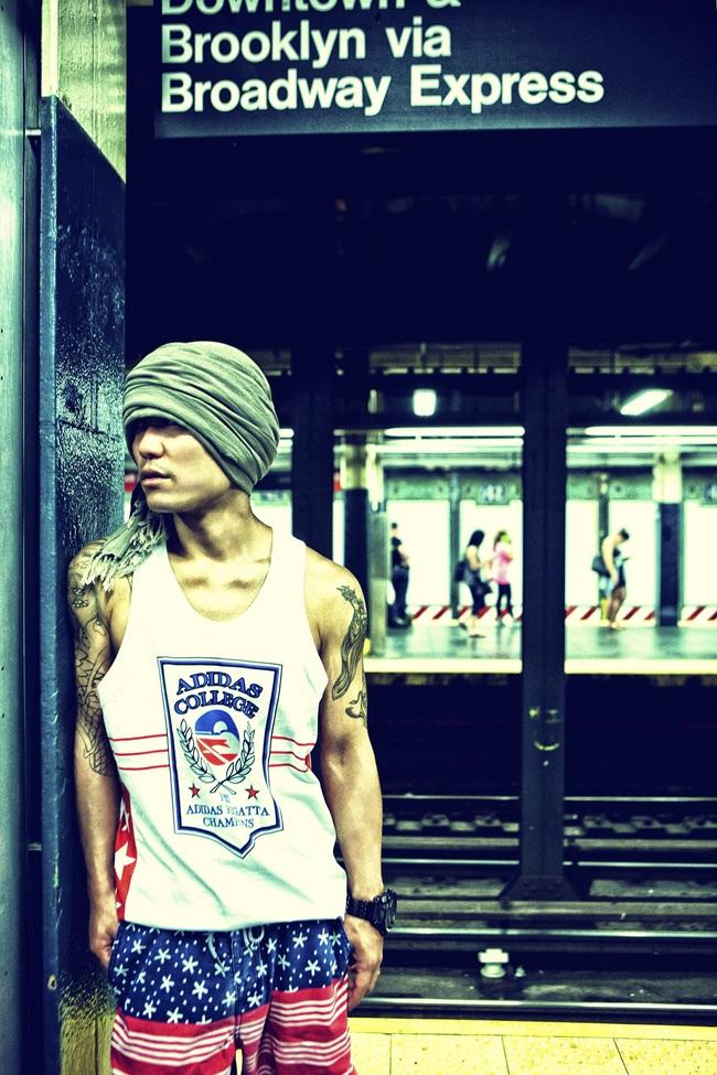 HAN-KUN、NYC撮影の最新アーティスト写真公開&最新アルバムから2曲先行配信決定