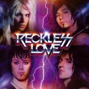 『LOUD PARK 10』に出演するレックレス・ラヴのアルバム『Back To Paradise』 (c)Listen Japan