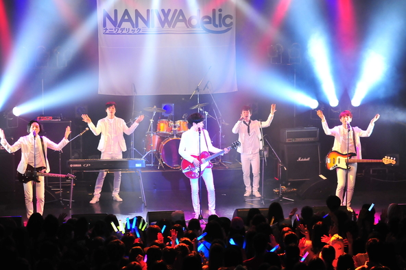『NANIWAdelic』(SALTY's) (okmusic UP's)