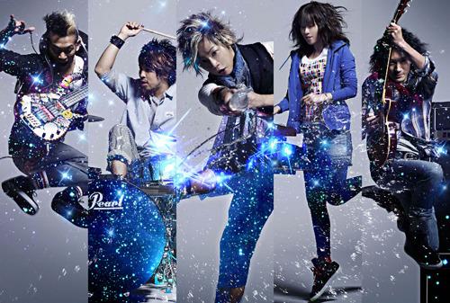 9ヶ月ぶりのシングルが「STAR DRIVER 輝きのタクト」OPテーマに決定したAqua Timez (c)ListenJapan