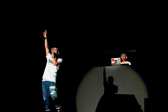 7月29日(金)@『PKCZ(R) presents OTO_MATSURI 2016』(Mighty Crown) (okmusic UP's)