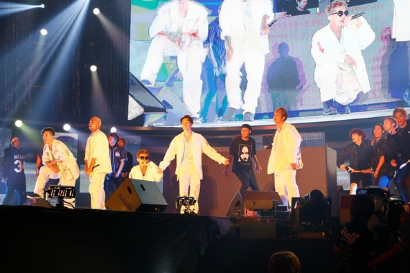 7月29日(金)@『PKCZ(R) presents OTO_MATSURI 2016』(EXILE THE SECOND) (okmusic UP's)