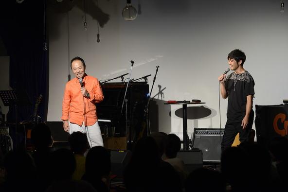 7月23日(日)@青山CAY (okmusic UP's)