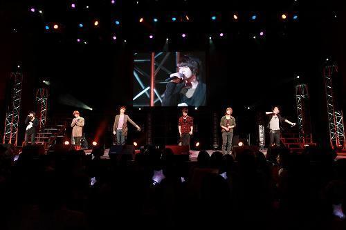 デビュー一周年記念イベント「超新星☆博」を開催した超新星 (c)Listen Japan