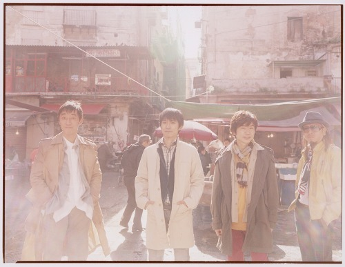 3年ぶり13枚目のアルバムを発売するスピッツ (c)Listen Japan