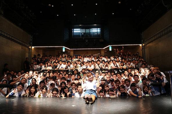 7月31日@渋谷www (okmusic UP's)