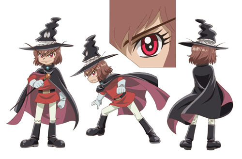 「えん魔くん」キャラクター設定画 ※画像は開発中のものです。 (C)永井豪/ダイナミック企画・天地協定 (c)ListenJapan