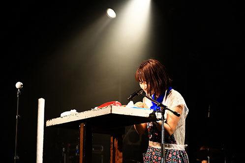 7月31日@東京・恵比寿LIQUIDROOM (okmusic UP's)