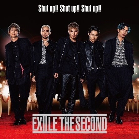 シングル「Shut up!! Shut up!! Shut up!!」【CDのみ】 (okmusic UP's)