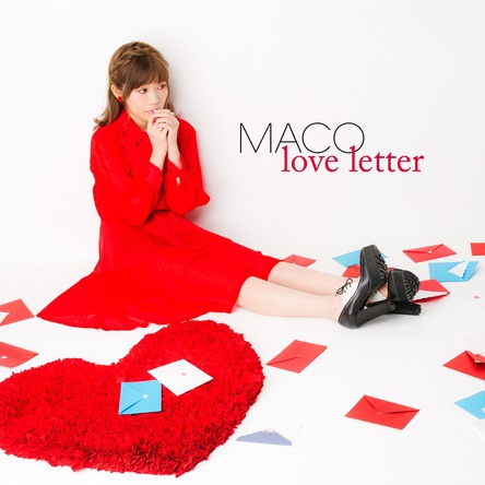 配信シングル「love letter」 (okmusic UP's)
