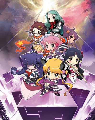 """PSP用ゲームとして発売される、""""少女おしおきRPG""""「クリミナルガールズ」 (C)2010 Nippon Ichi Software, Inc. (c)ListenJapan"""