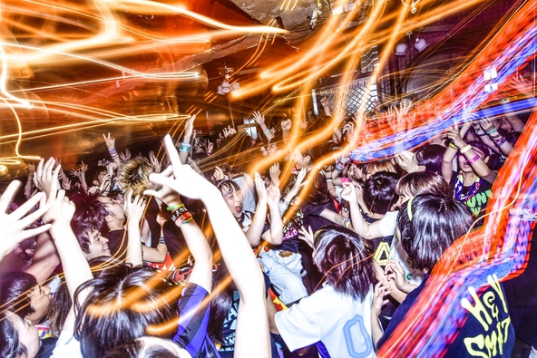 8月3日@渋谷チェルシーホテル (okmusic UP's)