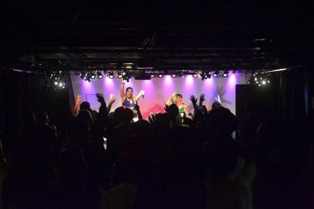 7月28日@渋谷J-POP CAFE (okmusic UP's)
