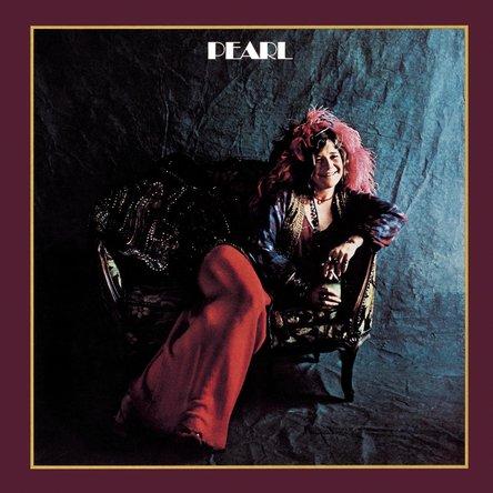 『Pearl』('71)/Janis Joplin (okmusic UP\'s)