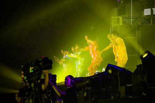 8月4日@東京・国立代々木競技場第一体育館 (okmusic UP's)