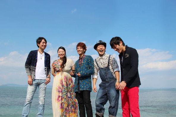 日本テレビ『LIVE MONSTER』公開収録の観覧者を募集中のHY (okmusic UP\'s)