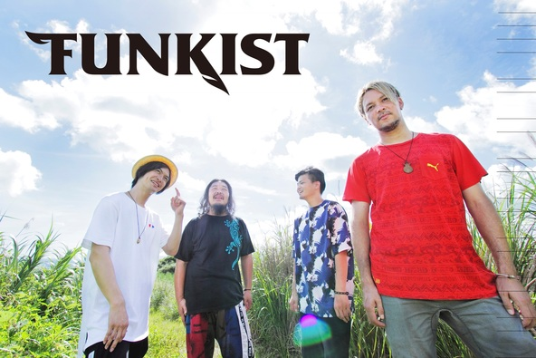 FUNKIST  (okmusic UP's)