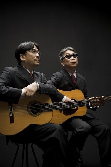 20年ぶりのX'masアルバムを発売するゴンチチ (c)Listen Japan