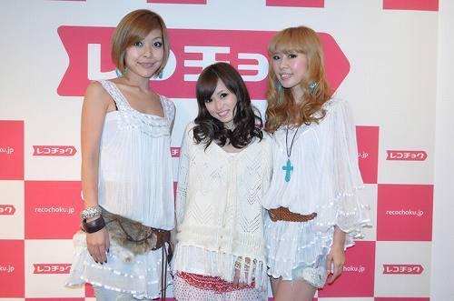 ライブイベントを開催したSweet Licious (c)Listen Japan