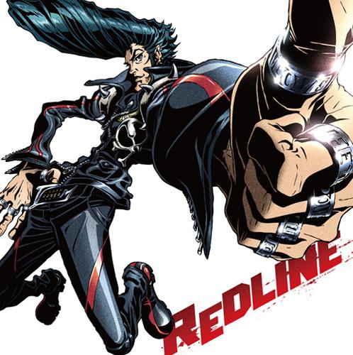 『REDLINE オリジナルサウンドトラック』ジャケット画像 (C)2010石井克人・GASTONIA・マッドハウス/REDLINE委員会 (c)ListenJapan