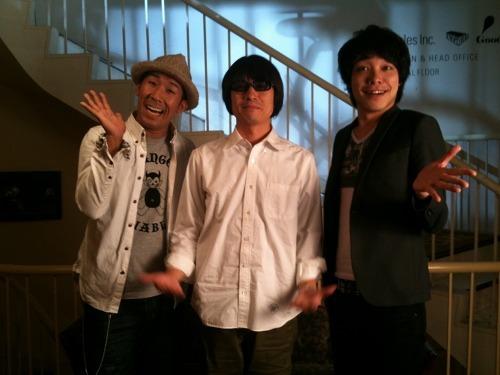 YO-KINGのPVを麒麟・川島がパラパラ漫画で制作。主演は麒麟・田村 (c)Listen Japan
